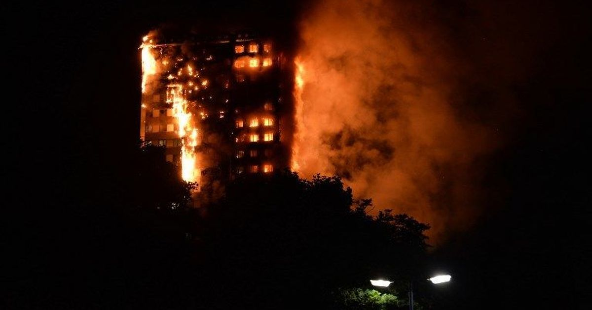 Grenfell Tower: Fire started in fridge freezer, say London police