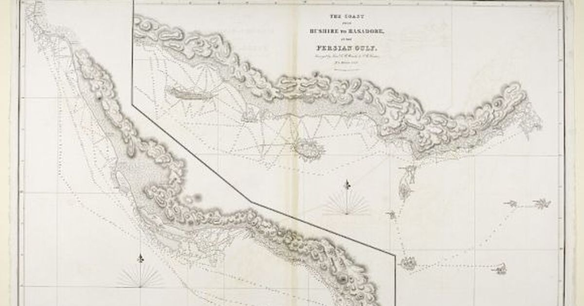 The flotilla tour of 1933: A demonstration of British naval might in the Persian Gulf