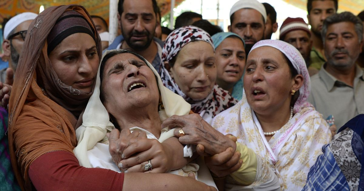 'Kashmiris are killing Kashmiris': Confusion and anger in Valley over a police officer's lynching