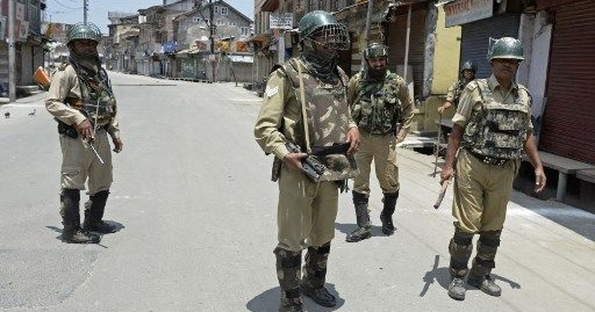 Jammu and Kashmir: Special investigation team takes up police officer lynching case