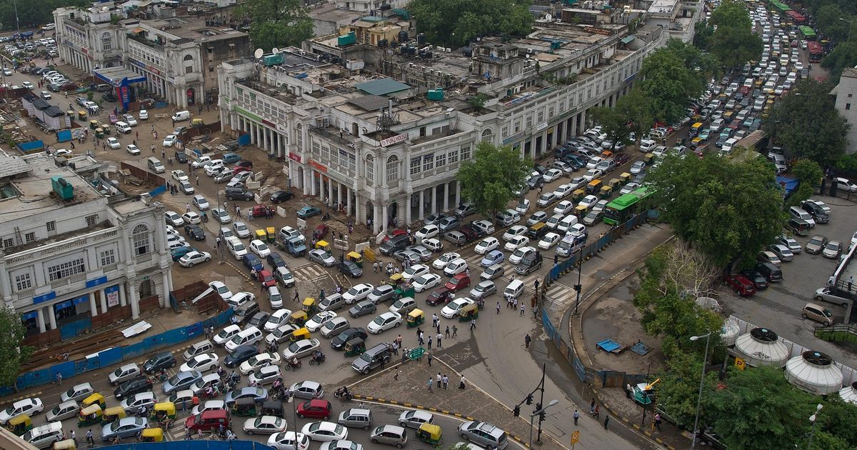 Parking in Delhi's Connaught Place to become costlier as civic body decides to remove fee cap