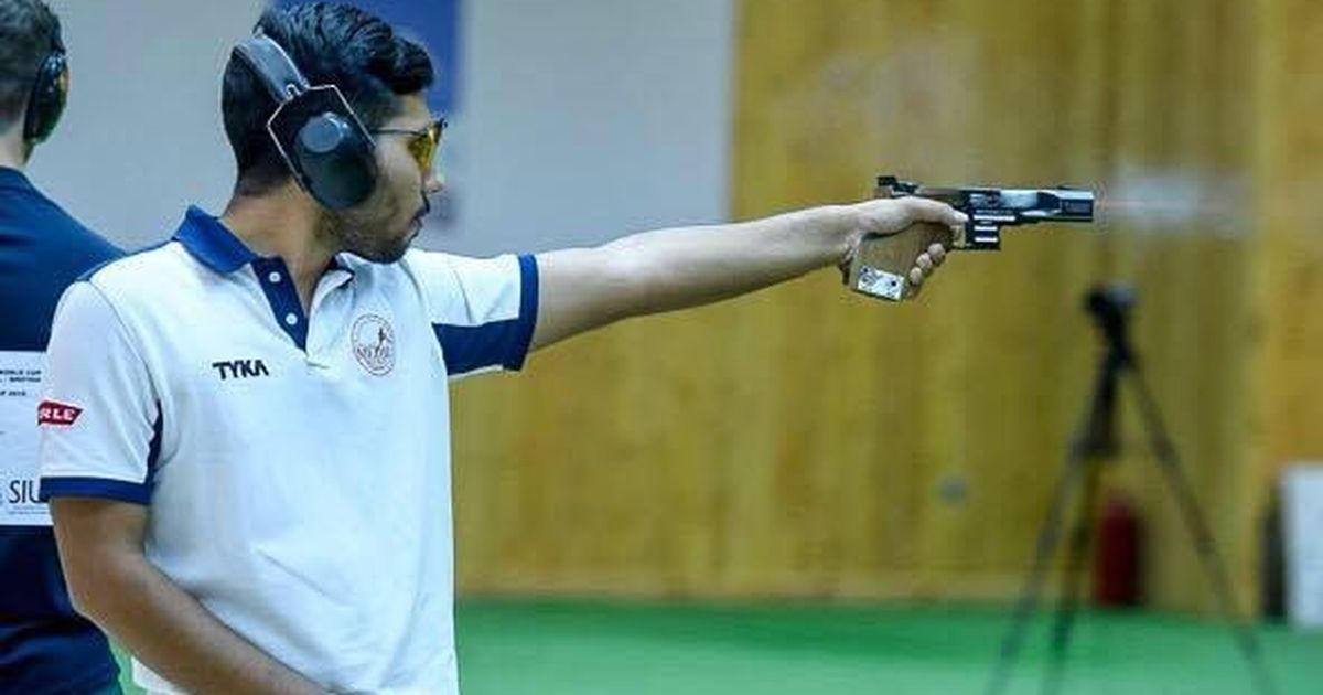 India win bronze in 25m Rapid Fire Pistol team event on Day 3 of junior World Championships