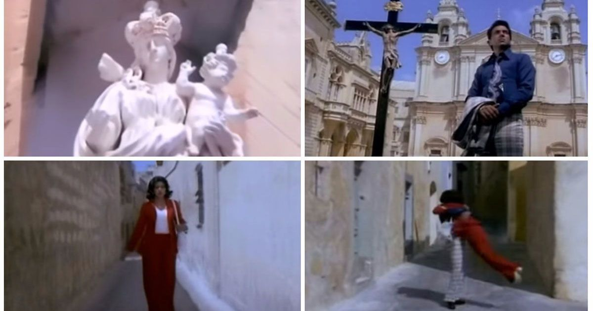 Before 'Thugs of Hindostan', Bollywood dropped into Malta for drugs and treasure