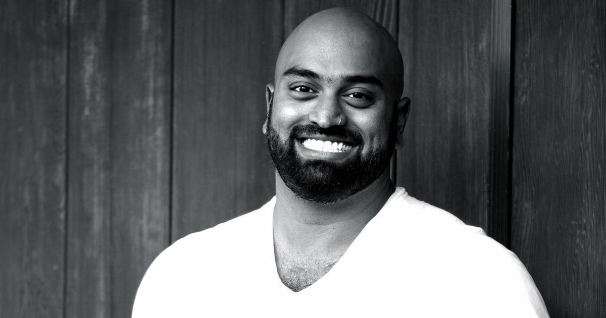 Meet Rajiv Mohabir, the Guyanese poet of Indian origin who writes to remind himself that he is alive