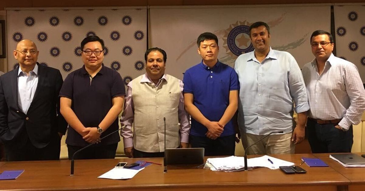 Vivo retains IPL title sponsorship rights till 2022 after bidding Rs 2,199 crore for five years