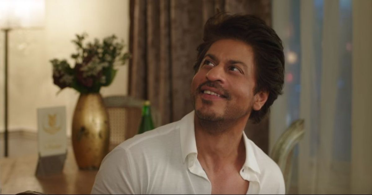 'The film is yet to go to the censors': Shah Rukh Khan on 'Jab Harry Met Sejal'