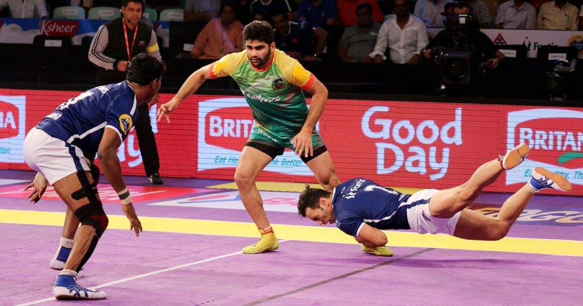 Pro Kabaddi League introduces new format, with 12 teams divided into two geographical zones