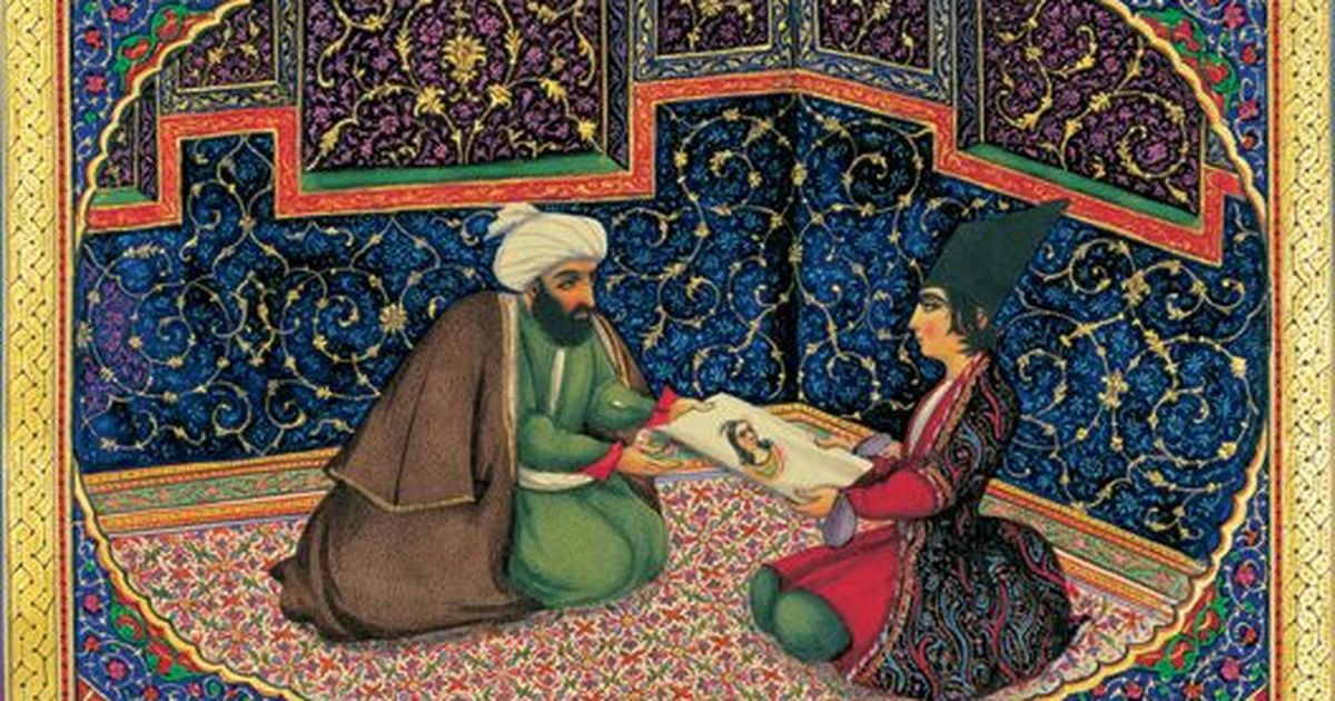 The Muslim tradition of sci-fi and speculative fiction has been flying for centuries