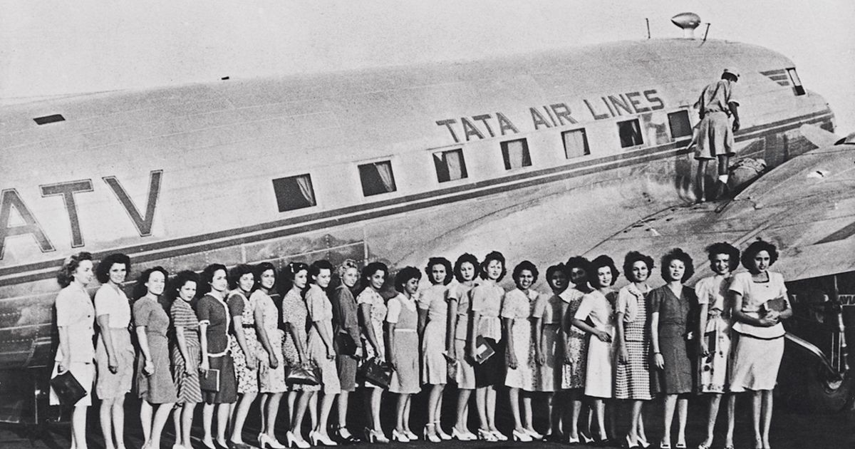 A history lesson for the Tatas (and Indigo) as they consider buying out Air India