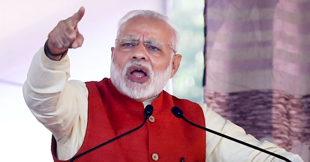The big news: PM Modi asks CAs to advise against black money deals, and nine other top stories