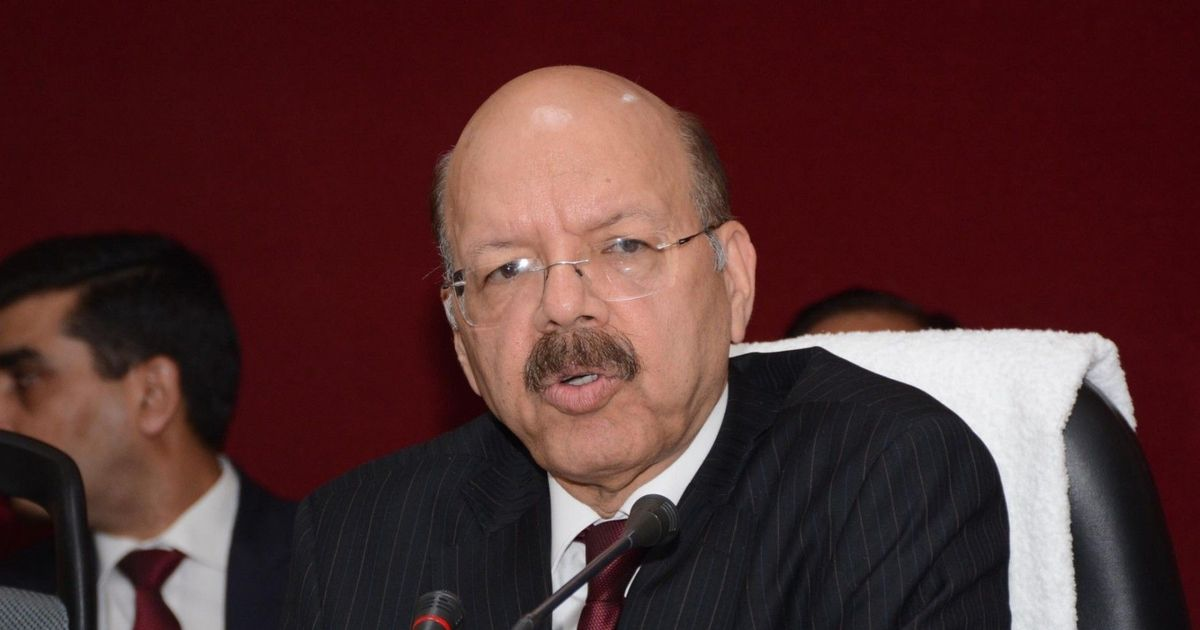 New electoral bonds scheme will make political funding less transparent: CEC Nasim Zaidi