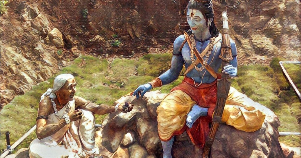 The many versions of Shabari: From Nandalal Bose's paintings to Hindutva propaganda