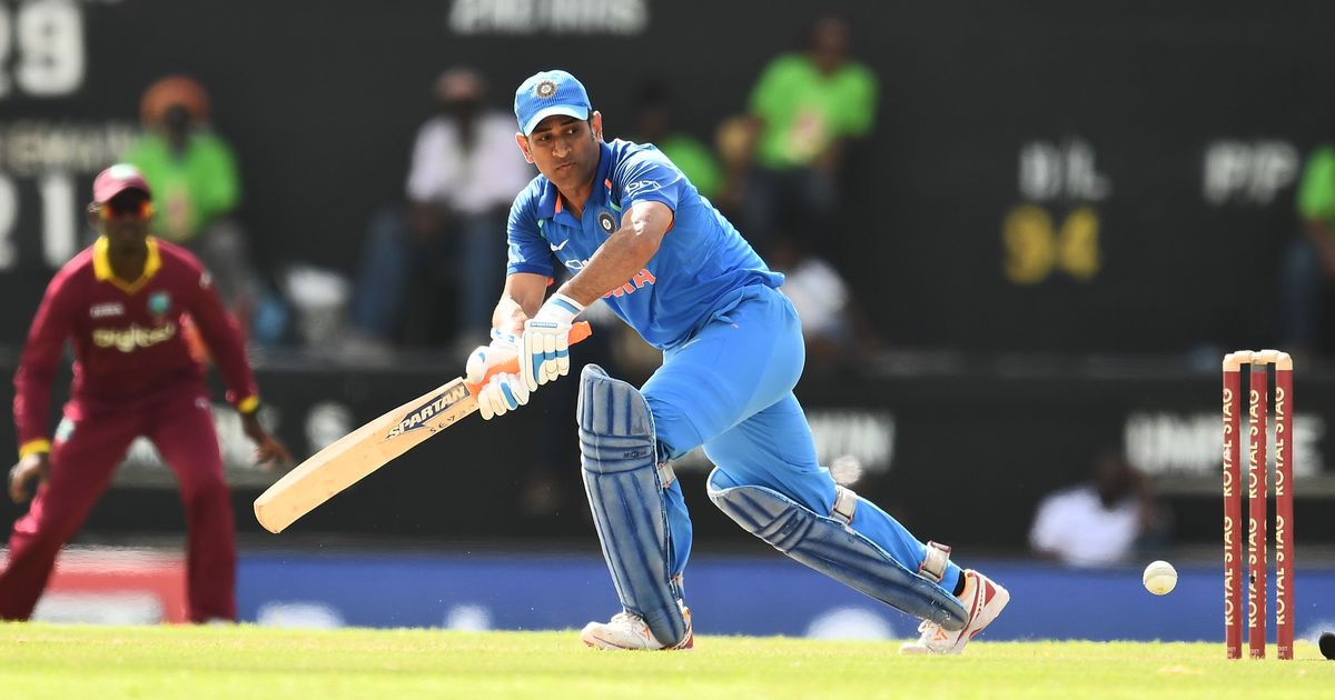 West Indies vs India: By the numbers, MS Dhoni's 114-ball 54 was ...
