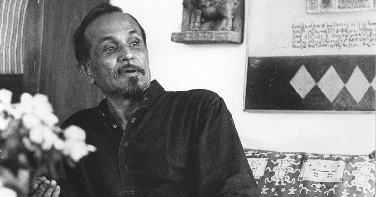 The fascinating world of KCS Paniker, the founder of Chennai's iconic Cholamandal Artists' Village