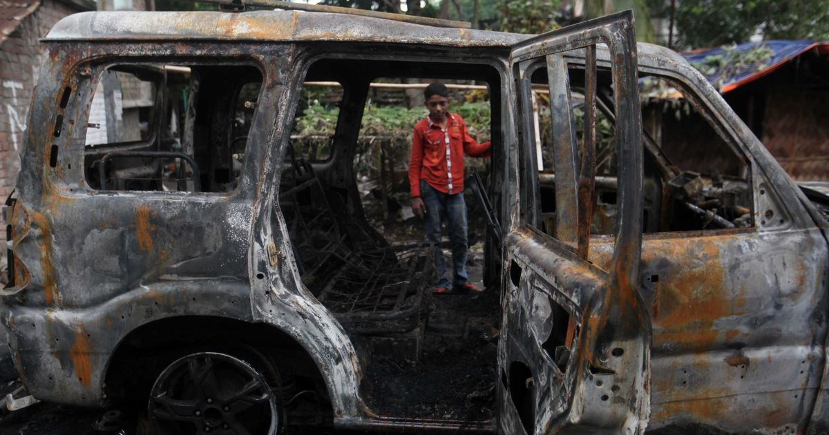 No one believes a Class 12 student could have created Facebook image that sparked violence in Bengal