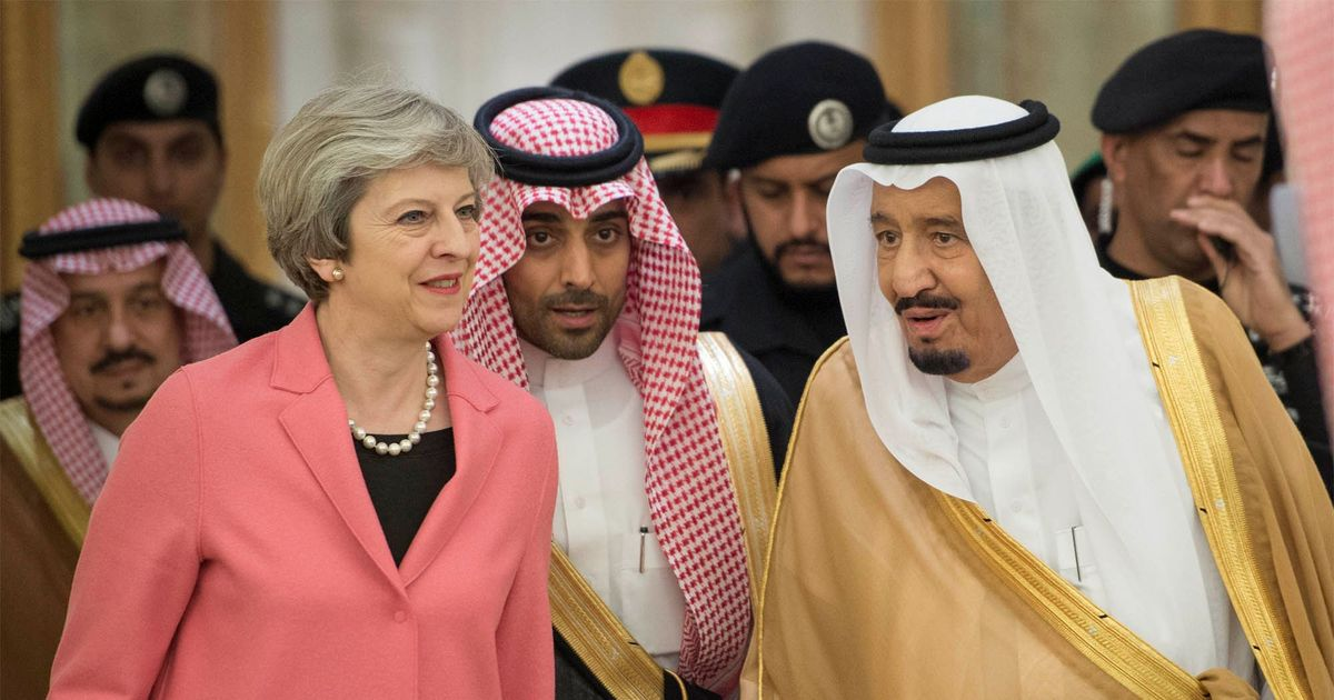 Saudi Arabia is the main source of funding for Islamist terror in the UK, claims think tank report