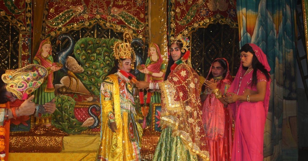 In Adityanath's Uttar Pradesh, organisers of daily Ramleela in Ayodhya scramble for funds
