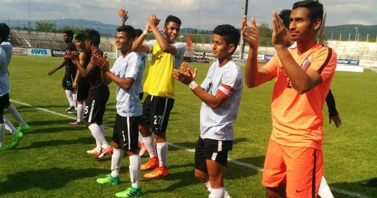'Objective is to showcase our progress': India coach targets quarterfinal finish at U-17 World Cup