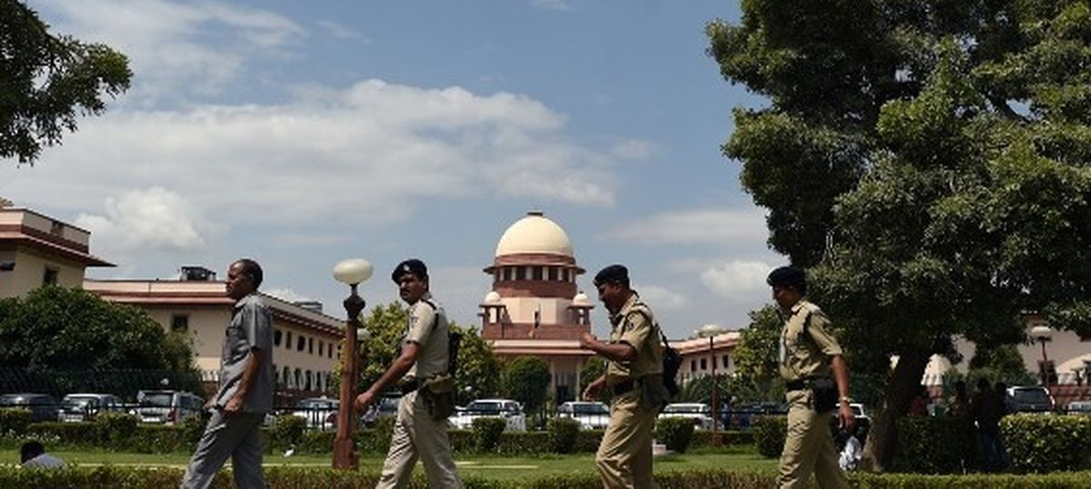 Why should CJI, governors be exempted from RTI queries, asks Supreme Court
