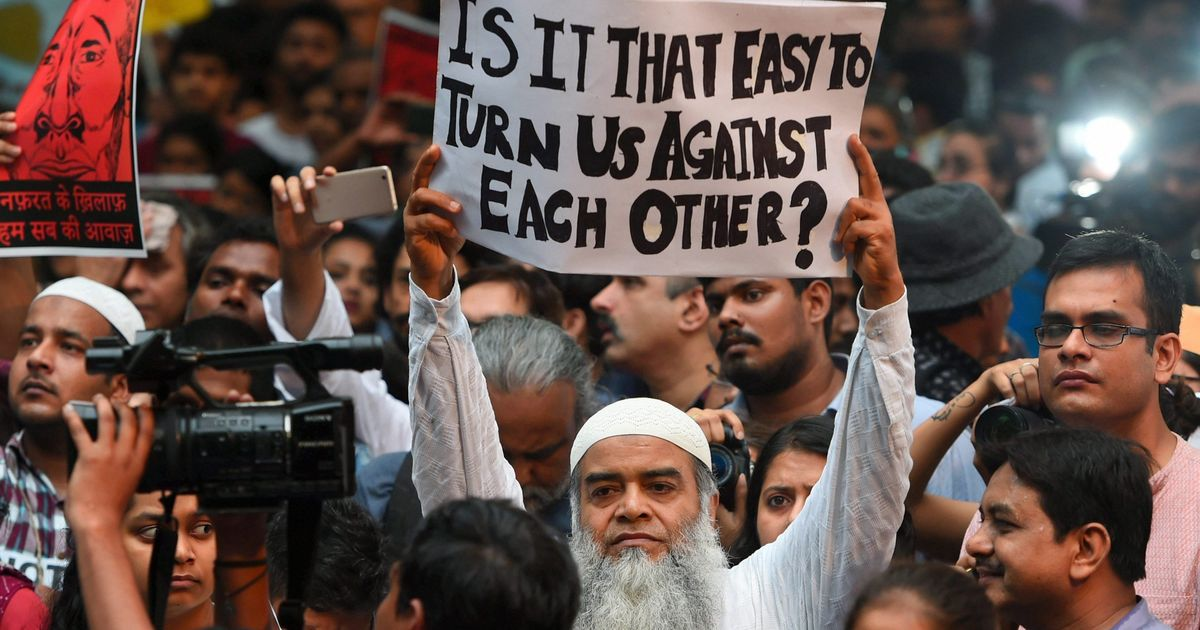 'Maybe it is time to change my son's name': The new reality of being Muslim in India