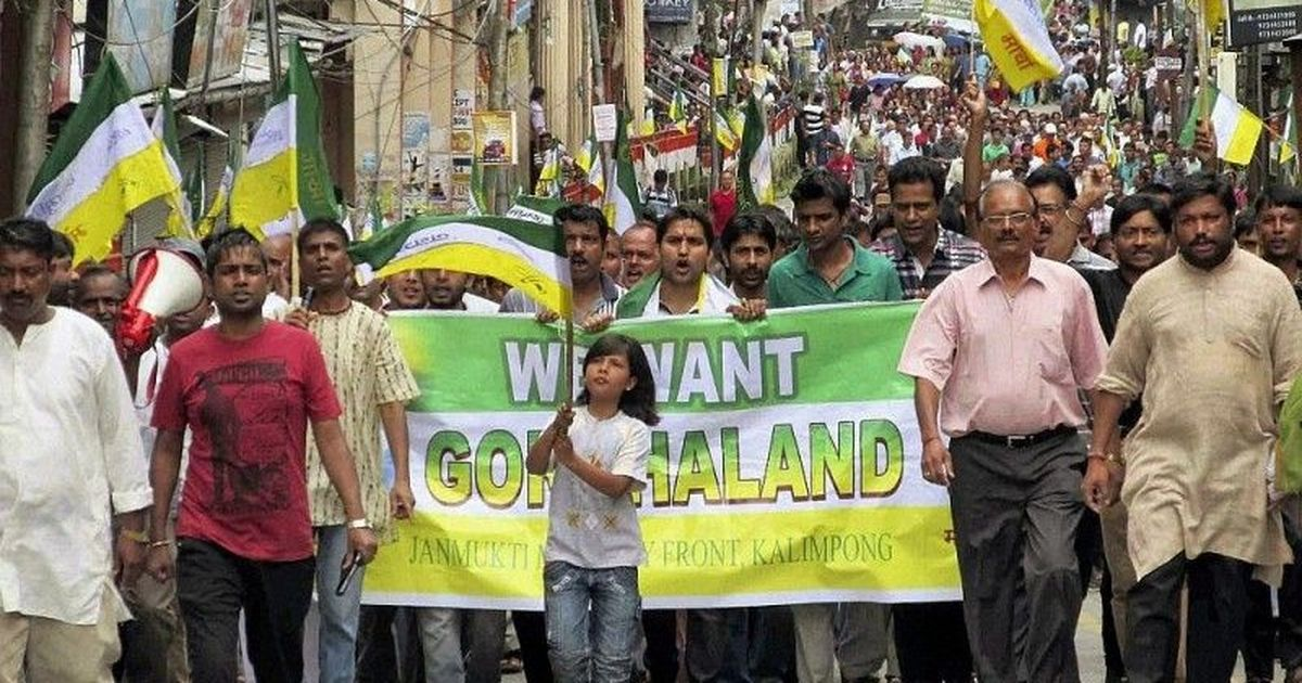 Sikkim to move SC against West Bengal over alleged losses because of Gorkhaland agitation: Reports
