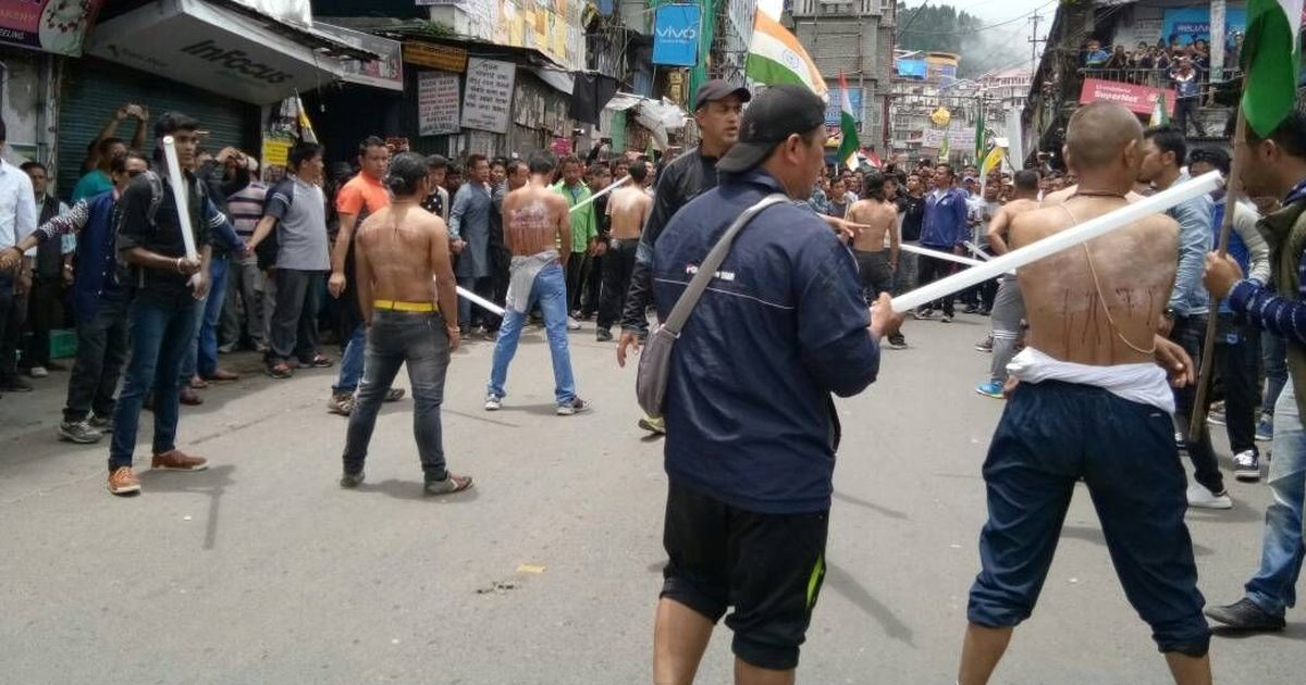 Darjeeling unrest: GJM alleges youth killed in police firing, to take out rally with his body