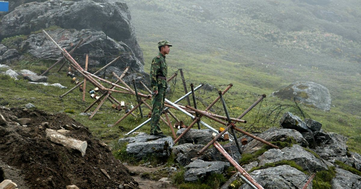 The big news: China issues safety advisory for its nationals in India, and 9 other top stories