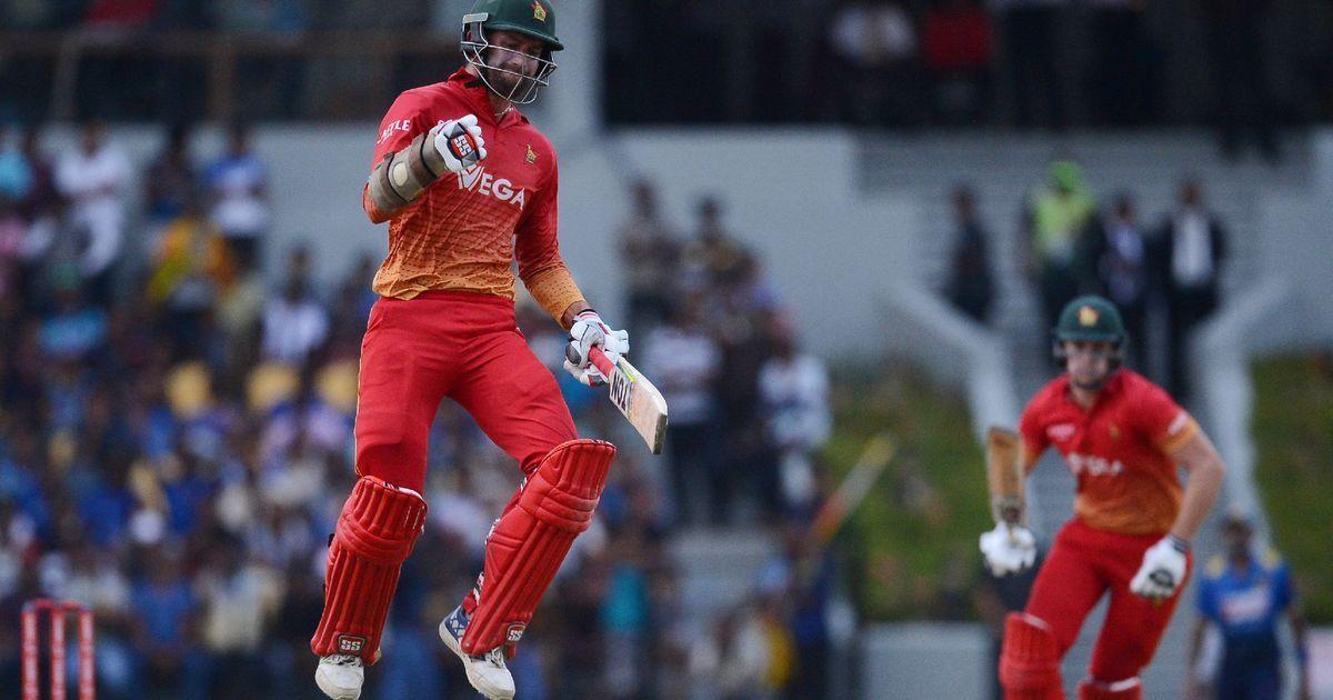 Zimbabwe stun Sri Lanka again to level five-match series 2-2