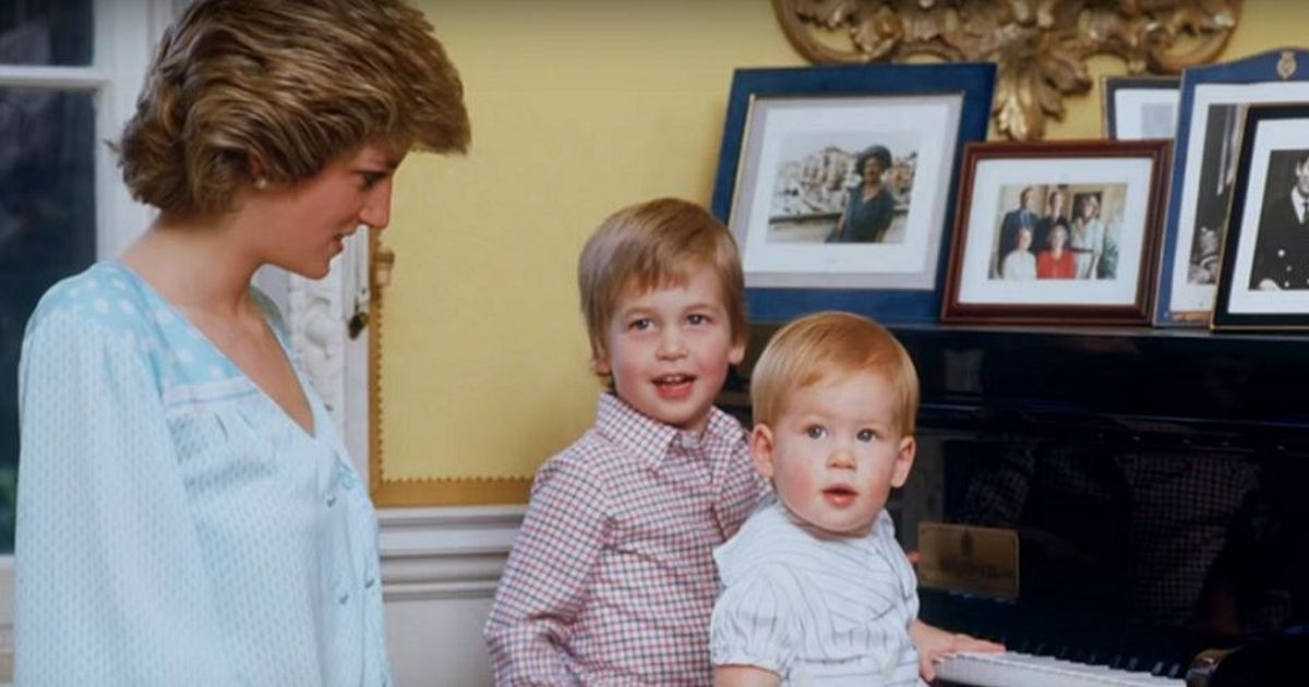 'She was the best mum in the world': HBO documentary marks 20 years since Princess Diana's death