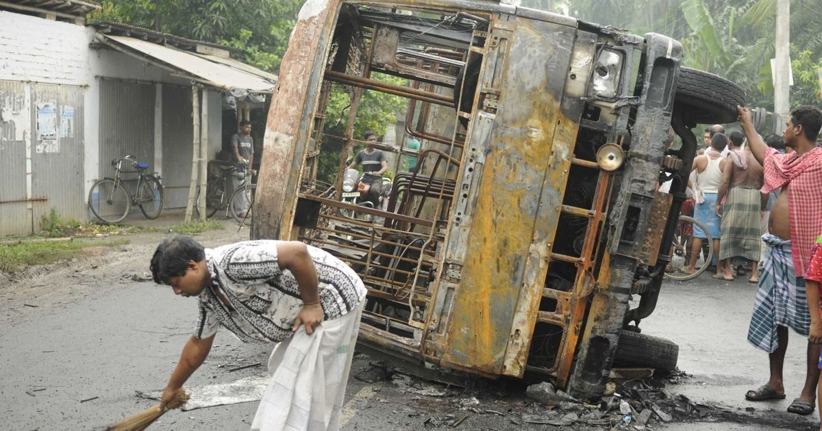 The big news: One arrested for sharing a fake image of West Bengal violence, and 9 other top stories