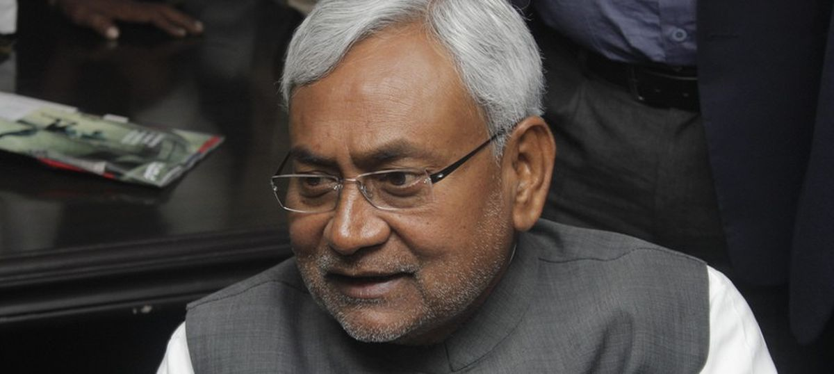 Bihar CM Nitish Kumar to skip Opposition meet to pick vice presidential nominee on Tuesday