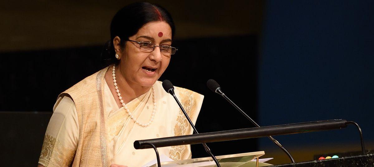 The big news: Sushma Swaraj says Sartaj Aziz lacks basic courtesy, and 9 other top stories