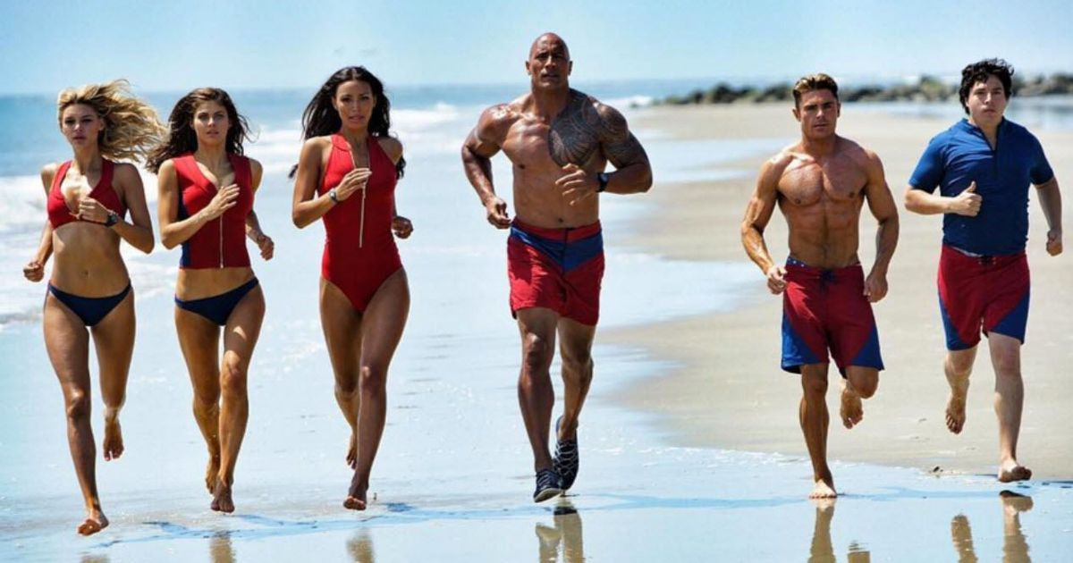 'Baywatch' has run aground in America – but Germany loves it