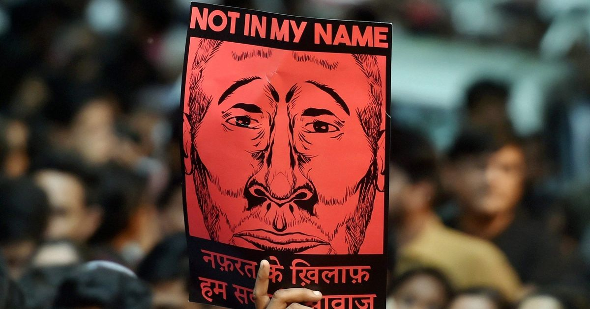 Not In My Name protestors will hold a vigil in Delhi's Jantar Mantar to mourn Amarnath deaths