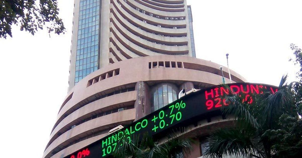 Sensex, Nifty close at new all-time highs