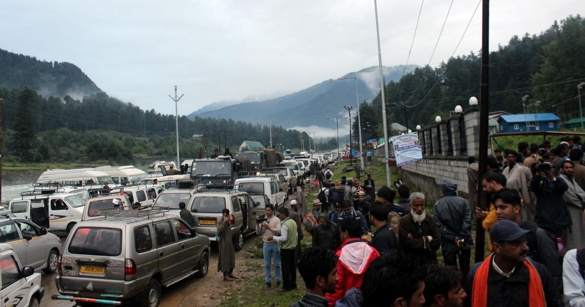 The big news: BJP says there was no lapse in Amarnath Yatra security, and 9 other top stories