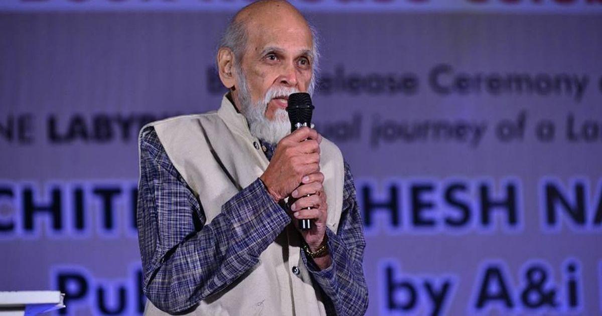 Cartoonist Mangesh Tendulkar dies at 83