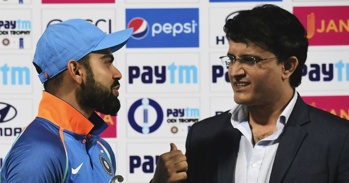 CAC calling Kohli: Shastri's only good for pep talks, for everything else you have Dravid and Zaheer