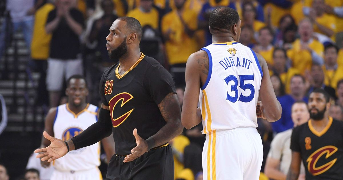 The 2017 NBA Free Agency: Golden State Warriors just got better, the Cavaliers looked confused