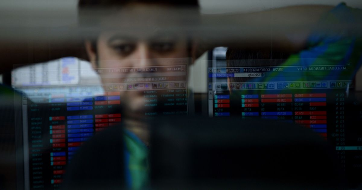 Sensex closes 16.63 points down after losses in morning session, Nifty at 9,886