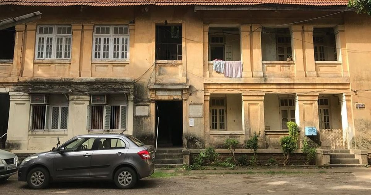 Mumbai's iconic Parsi Colony is being memorialised by Bollywood even as it's being transformed