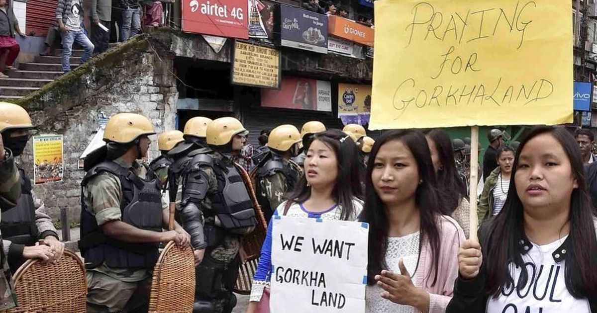 The Gorkhaland demand is valid – and the racism I face in mainland India reinforces this view