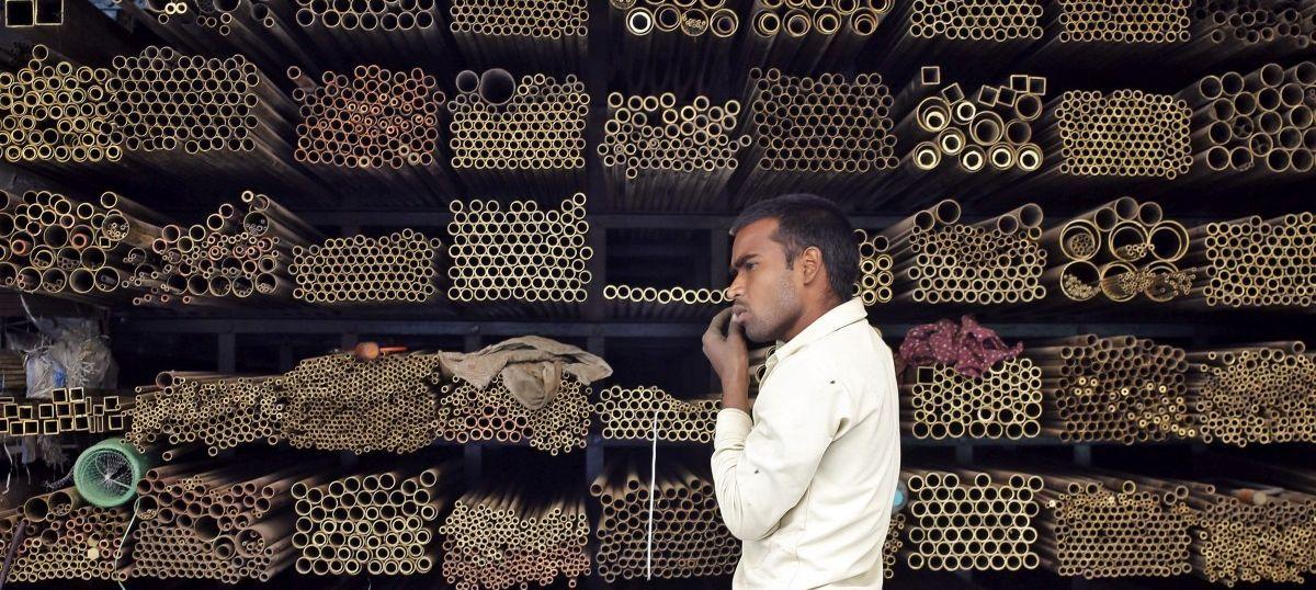 Faced with a decline in (illegal) income, traders admit they will try to slip through GST net