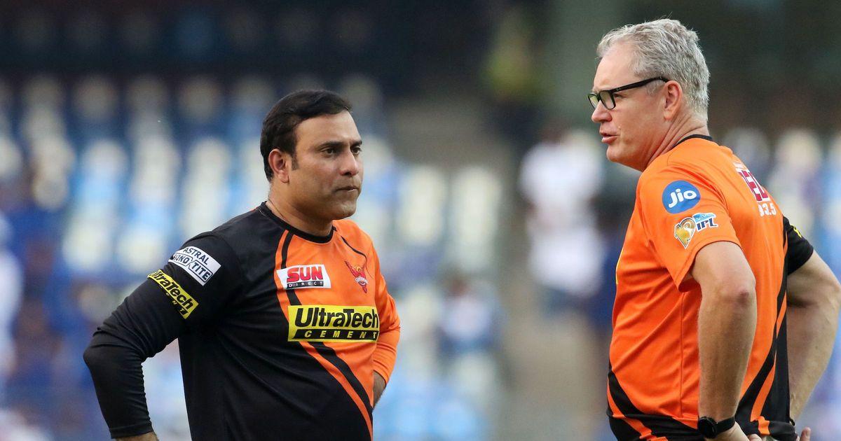 Tom Moody with VVS Laxman Vipin Pawar/Sportzpics-IPL