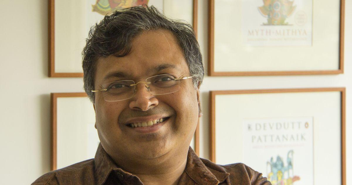'The mythology of one god is what we call religion': Devdutt Pattanaik