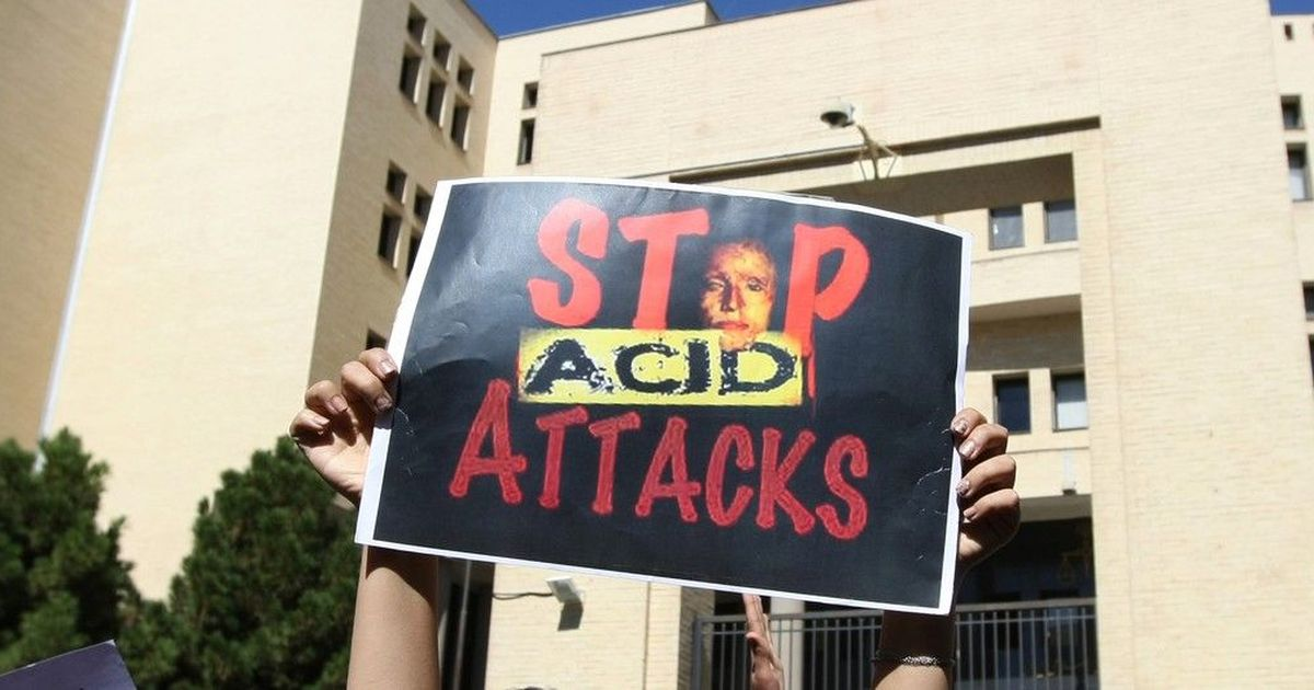 London teenager faces trial after carrying out five acid attacks in under two hours
