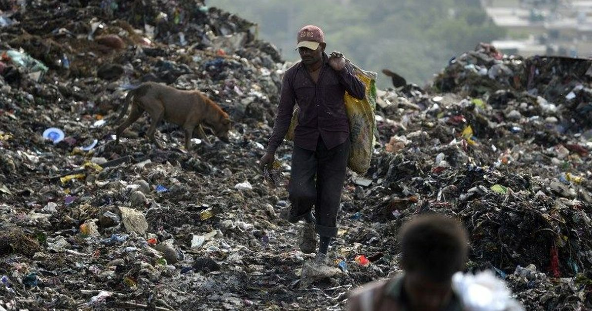 Why the Indian government must rescind GST levied on scraps of plastic, paper, cardboard and glass