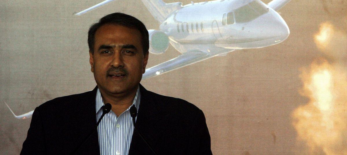 Presidential polls: NCP leader Praful Patel says Ram Nath Kovind will win