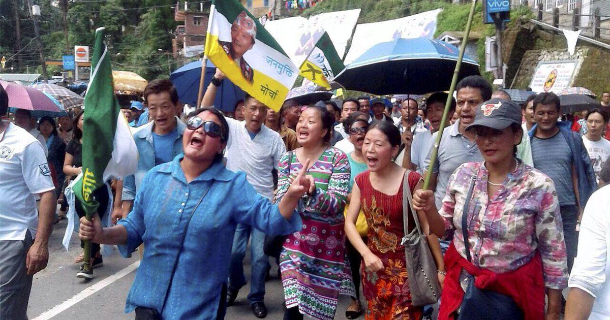 Darjeeling: Fresh violence breaks out in Mirik area as GJM claims a supporter died in police firing