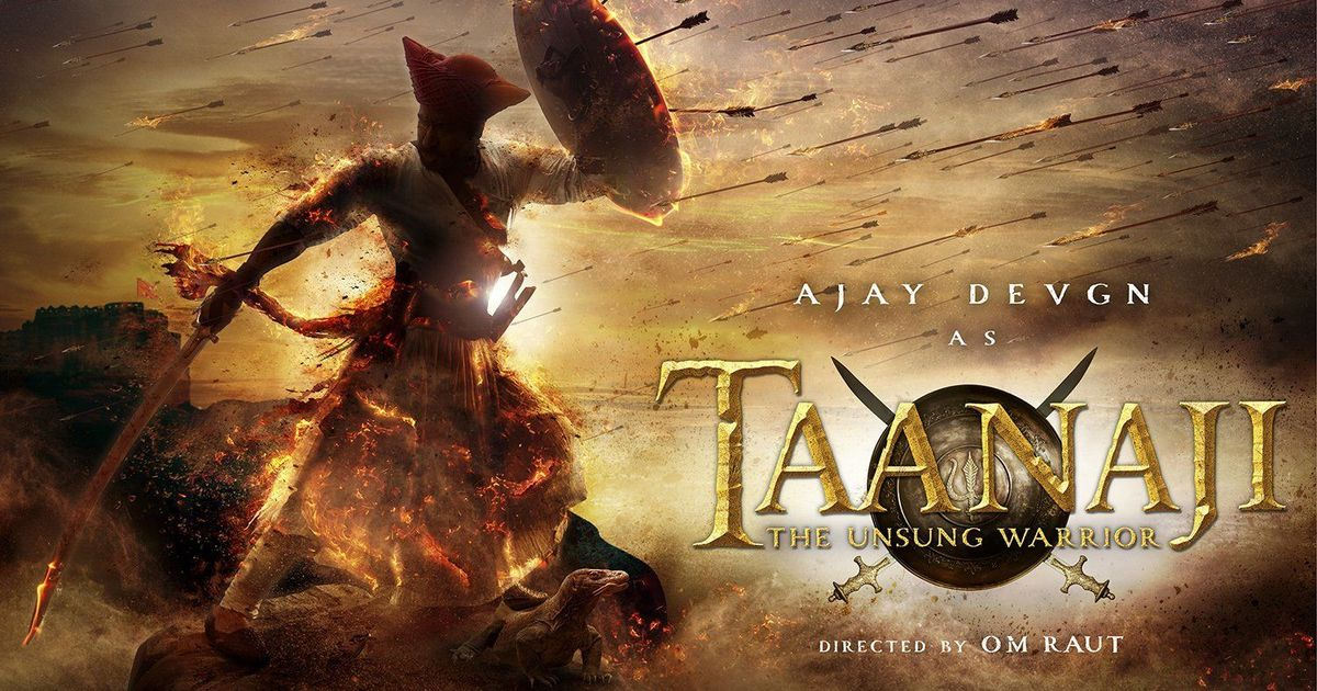 Ajay Devgn to play Tanaji Malusare in upcoming biopic